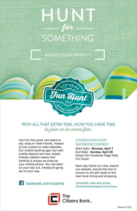 Citizens Bank Flyer